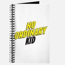 No Ordinary Kid Journal