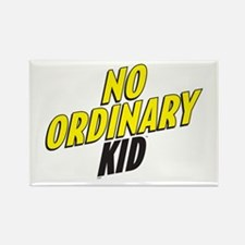 No Ordinary Kid Rectangle Magnet