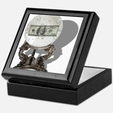 Future of Money Keepsake Box