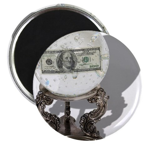 "Future of Money 2.25"" Magnet (100 pack)"