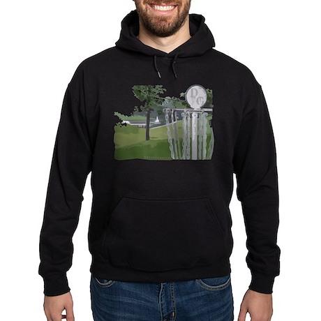 Disc Golf Hoodie (dark)