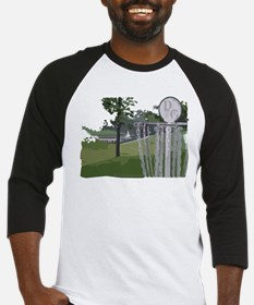 Disc Golf Baseball Jersey