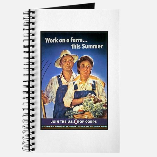 Work on the Farm Journal