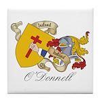 O'Donnell Sept Tile Coaster