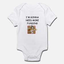 biology research Infant Bodysuit