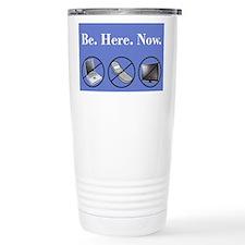 Funny Cell phone Travel Mug