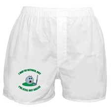 Golf Balls Boxer Shorts