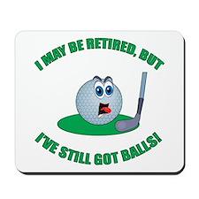 Golf Balls Mousepad