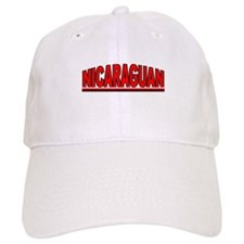 """Nicaraguan"" Baseball Cap"