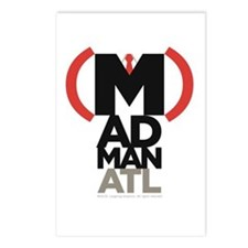 Atlanta Postcards (Package of 8)