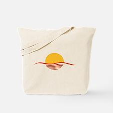 Sunset - sunrise Tote Bag