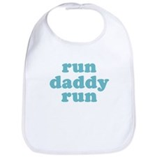run daddy run Bib