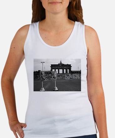 Funny East germany Women's Tank Top