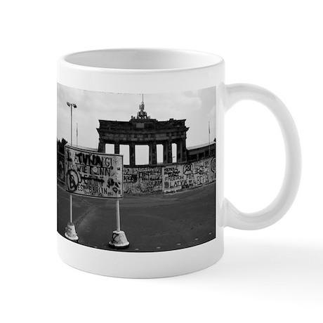 Berlin-Wall 2 Mugs