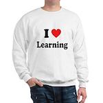I Love Learning: Sweatshirt
