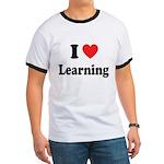 I Love Learning: Ringer T