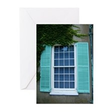 """Window with Ivy"" Art Cards (Pk of 10)"
