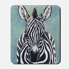 Zebra Mousepad