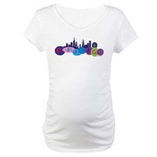 Chicago Circles And Skyline Shirt