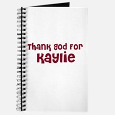 Thank God For Kaylie Journal