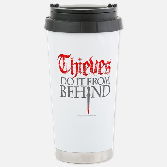 Thieves Stainless Steel Travel Mug