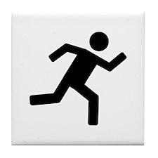 Runner - running Tile Coaster