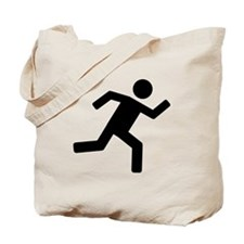 Runner - running Tote Bag