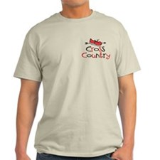 Cross Country Shoe T-Shirt