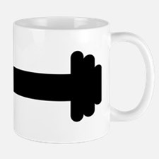 Barbell - weightlifting Mug
