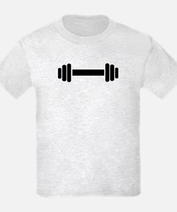 Barbell – weightlifting T-Shirt