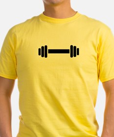 Barbell – weightlifting T