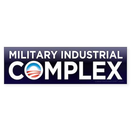 Obama Parody Sticker (Bumper)