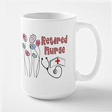 Retired Nurse Mug