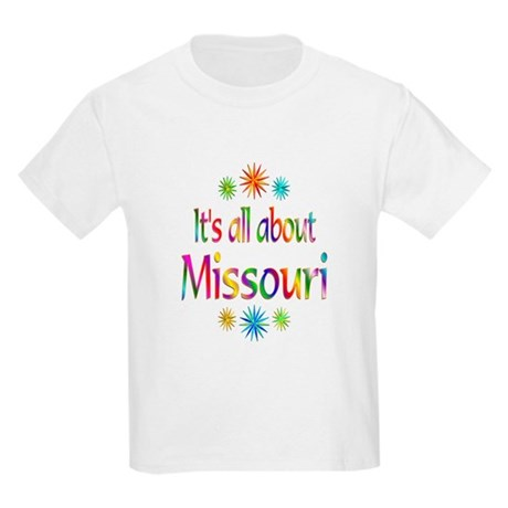 Missouri Kids Light T-Shirt