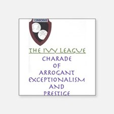 The Ivy League Sticker