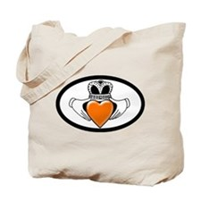 Leukemia/Lymphoma Awareness Tote Bag