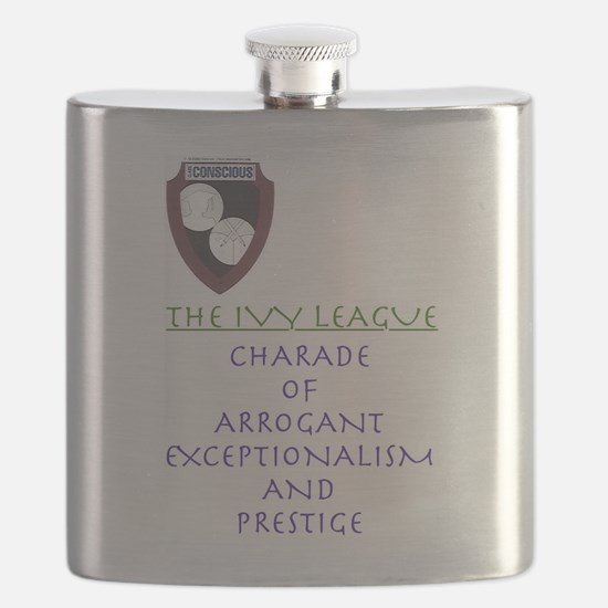 The Ivy League Flask