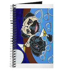 Hot Tub Pugs Journal