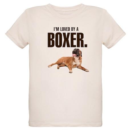 Boxer Love Organic Kids T-Shirt