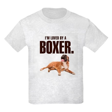 Boxer Love Kids Light T-Shirt