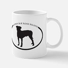 Alapaha Blue Blood Bulldog Si Mug