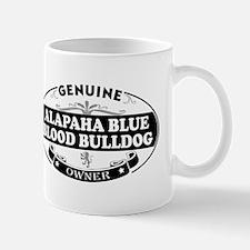 Genuine Alapaha Blue Owner Mug