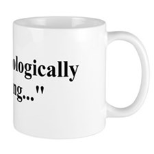 Anthropologically speaking... Mug
