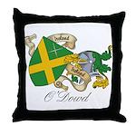 O'Dowd Sept Throw Pillow