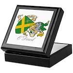 O'Dowd Sept Keepsake Box