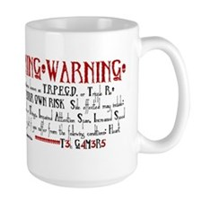 Warning! Caffinated Death!