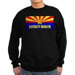 Boycott Mexico Sweatshirt (dark)