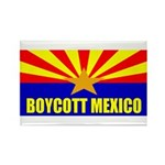 Boycott Mexico Rectangle Magnet