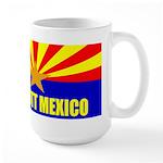 Boycott Mexico Large Mug