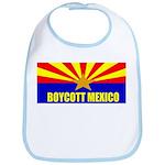 Boycott Mexico Bib